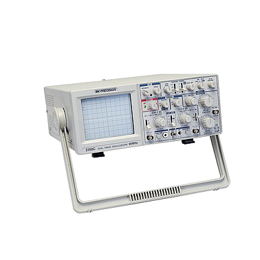 BK Precision 2160C Analog Oscilloscopes With Probes (60Mhz, 2 channel)