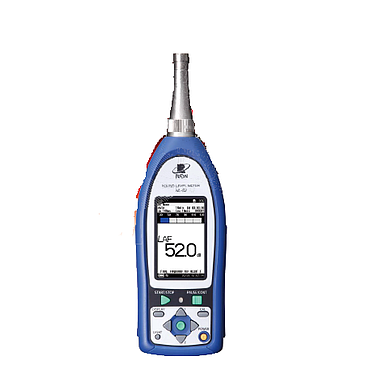 Rion NL-52 Sound Level Meter (20 Hz - 8 kHz)