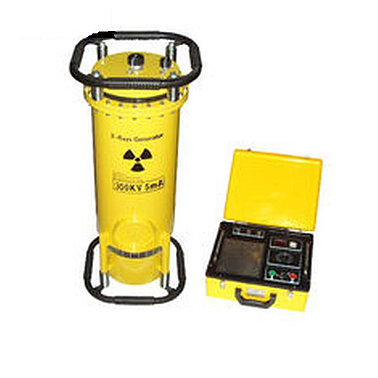 XXQ-3005 Directional radiation portable X-ray flaw detector glass x-ray tube max penetration 50mm