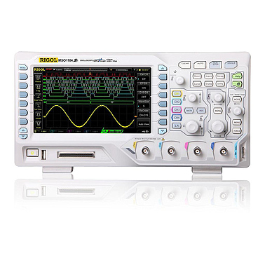 Rigol MSO1104Z Digital Oscilloscope (100Mhz, 4 analog channels, 16 digital channels )
