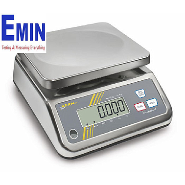 Kern FFN 6K1IPN Bench Scale (6kg/1g, IP65)