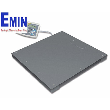 KERN BFS 600K-1SNM Floor scale (600kg/200g, IP67, piece- couting)