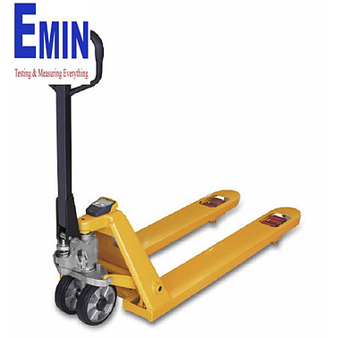 KERN VHE 2T5A Mobile scale (2000kg/5kg, IP65)