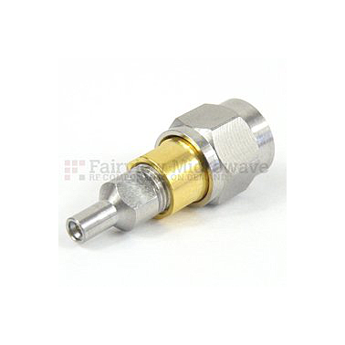 Fairview Microwave SM8952 1.85mm Male to G3PO Male adapter (65 GHz)