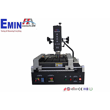 ZHUOMAO ZM-R380B economical BGA rework station