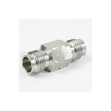 Fairview Microwave SM3008 2.4mm Female to 2.4mm Female Adapter (50 Ghz)