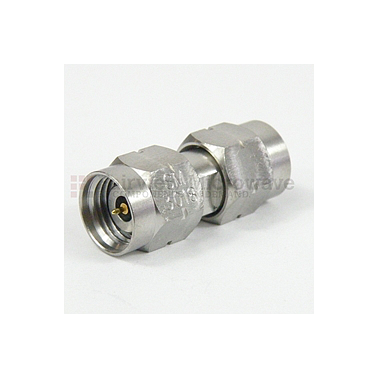 Fairview Microwave SM3018 2.4mm Male to 2.4mm Male Adapter (50 Ghz)