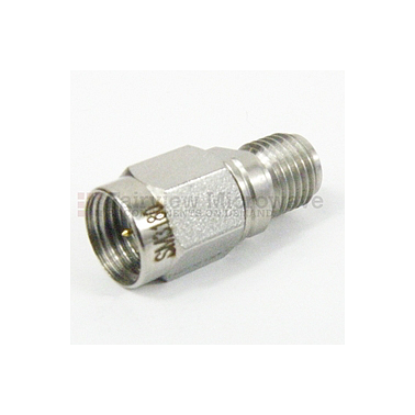 Fairview Microwave SM3180 2.92mm Female to 2.4mm Male Adapter (40 Ghz)