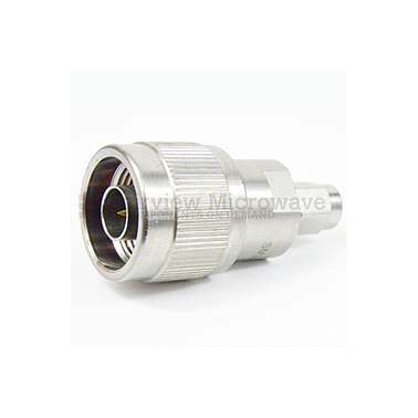 Fairview Microwave SM3090 2.4mm Male to N Male Adapter (18 Ghz)