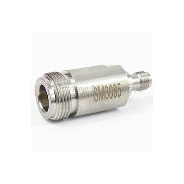 Fairview Microwave SM3085 Precision 2.4mm Female to N Female Adapter (18 Ghz)