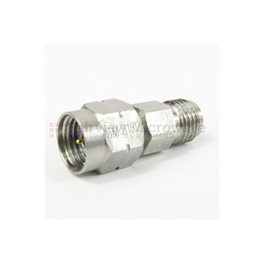 Fairview Microwave SM3182 Precision 2.92mm Female to 2.4mm Male Adapter (40  Ghz)