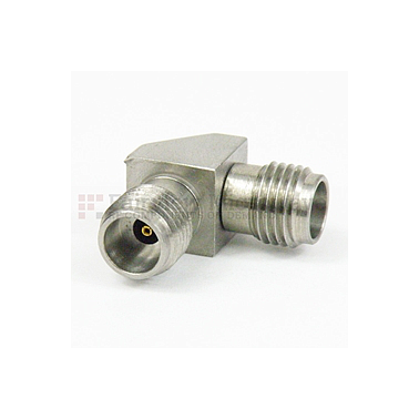 Fairview Microwave SM3016 RA 2.4mm Female to 2.4mm Female  Adapter (50 Ghz)