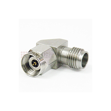 Fairview Microwave SM3027 RA 2.4mm Male to 2.4mm Female Adapter(50 Ghz)