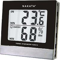 Nakata NJ-2099-TH Electronic thermal hygrometer (20% ~ 95%)