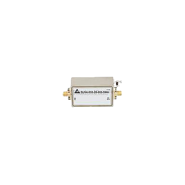 Fairview SLNA-055-20-003-SMA 800 MHz to 5.5 GHz, Medium Power Broadband Amplifier with 600 mW, 12 dB Gain and SMA