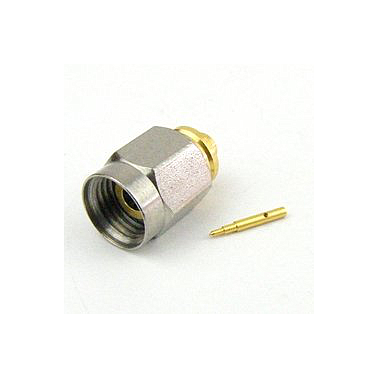 Conector Fairview  SMC24-085M (Male, Cable RG405  ,2,4 mm)