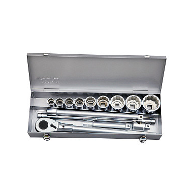 "KTC TB615A socket wrench set ( 3/4"", 14 Pcs)"