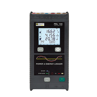 Chauvin Arnoux PEL103  (P01157153) POWER-ENERGY LOGGER