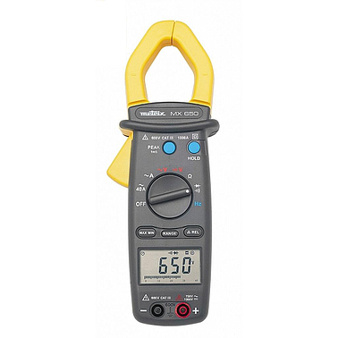 Metrix MX 650  (MX0650-Z) 1000A AC TRMS multimeter clamp