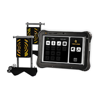 VIBRO-LASER Laser Shaft Alignment System (10m, wireless)