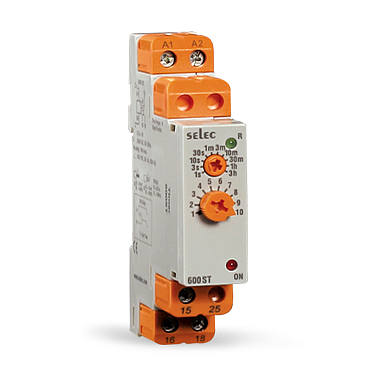 Selec 600XU 13 Functions, 10 Time Ranges Timer