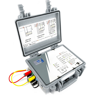 HT Instrument PQA819 Basic Power Quality Analyzer (with Wi-Fi, compatible with HTAnalysis™)