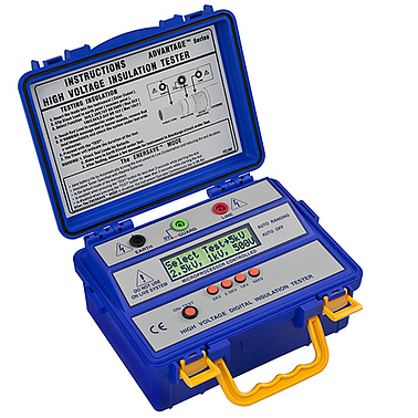 PCE IT413 Insulation Meter (Max 5,000V)