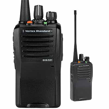 Vertex Standard EVX- 531IS  UHF Digital Portable Radio (403-470Mhz, 32CH, 5W)