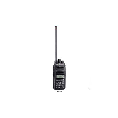 ICOM IC-V88 - VHF (Pin BP-279) Portable Radio  (136 - 174MHz, 128CH, 5.5W)