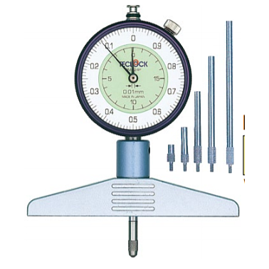 TECLOCK CD-60F Bore Gauge (35~60mm)(for shallow hole)