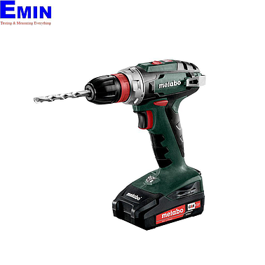METABO BS 18 QUICK Cordless drill / screwdriver (0-1600 rpm)